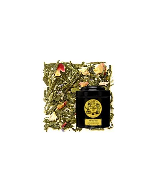 Thé Vert Provence en boite