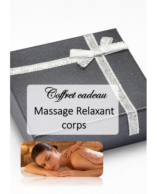 Massage Relaxant 45 min