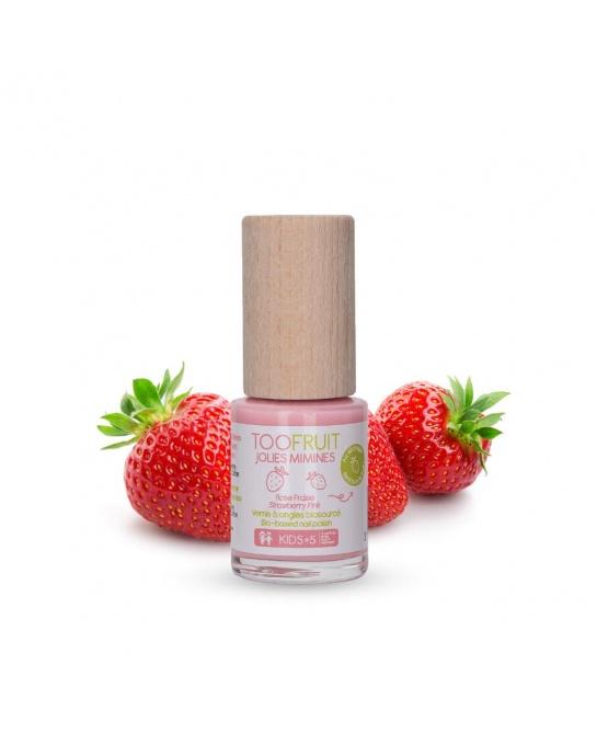 Vernis fraise